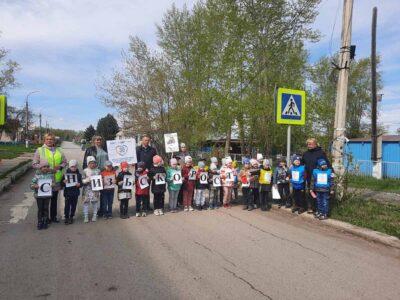 Шестая Глобальная неделя безопасности дорожного движения МАДОУ «Малиновский д/с»